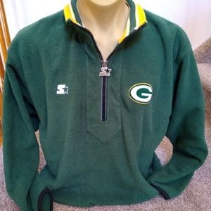 Starter Pro Line NFL Green Bay Packers Fleece